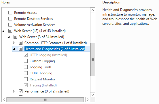 Role Services Troubleshooting IIS ARR Bad Gateway Timeout Issues
